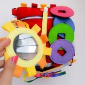 First treasure cube